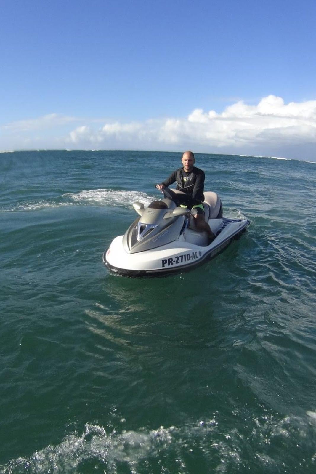 Private Jetski Fun Ride And History Tour