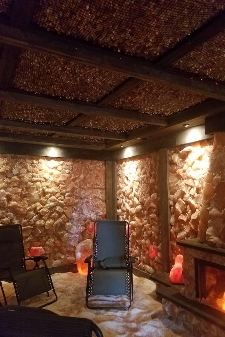 Our Salt Cave