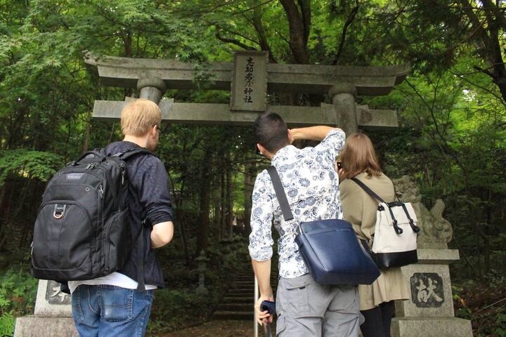 Shizunoiwaya shrine