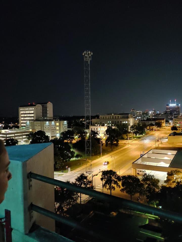 Austin's Historic  Moonlight Towers