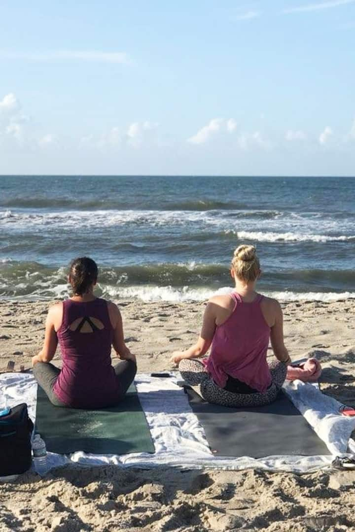 Oceanfront Yoga Sessions