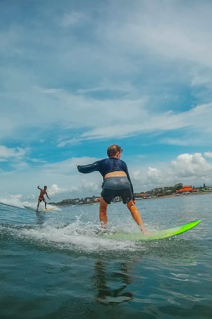 Surf classes for kids