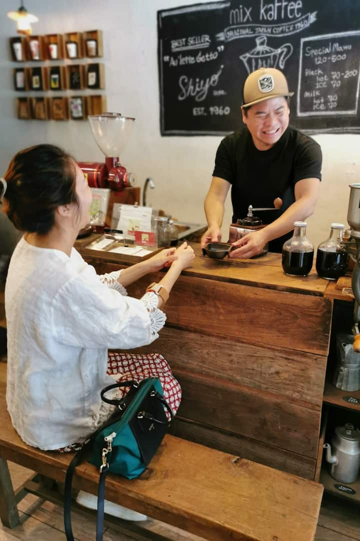 Meet a passionate barista