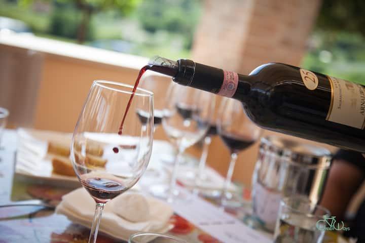 Tasting Montefalco Sagrantino Wine