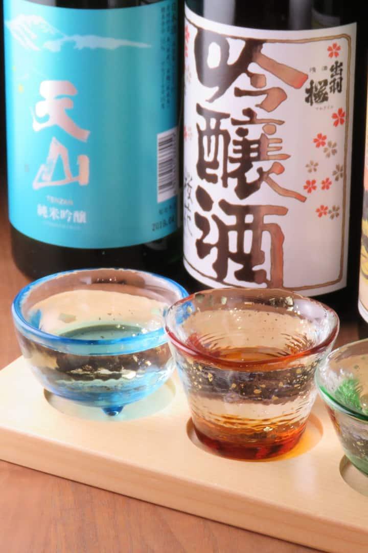 Tasting Sake Set