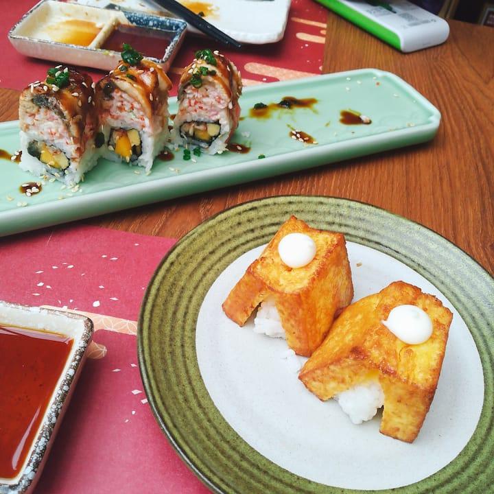我爱Sushi