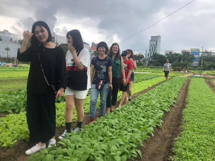 Visit local farming