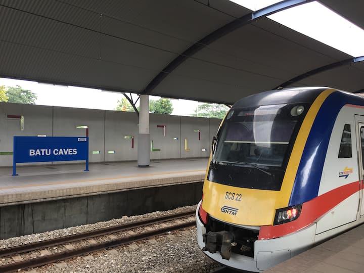 KTM Kommuter Train