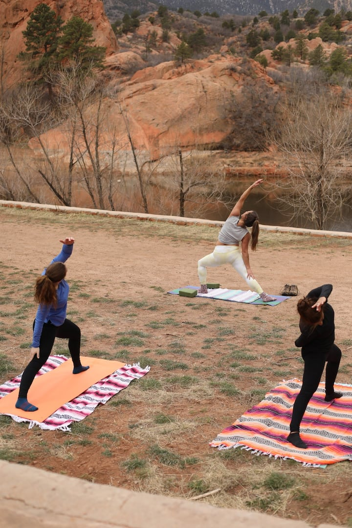 Yoga, personalized for all skill levels