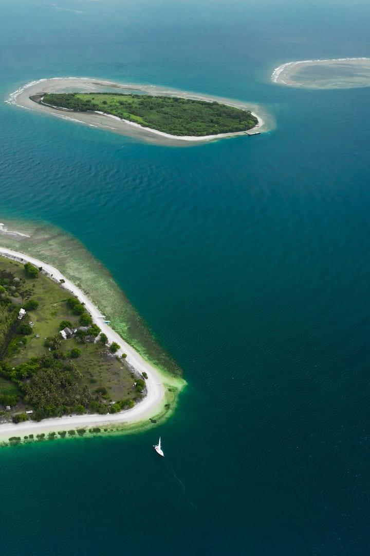Wild paradise islands!