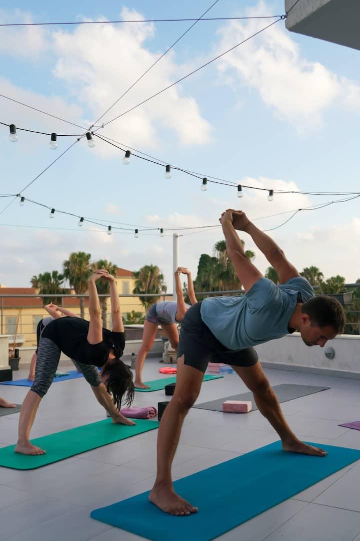 Working on Flexibility