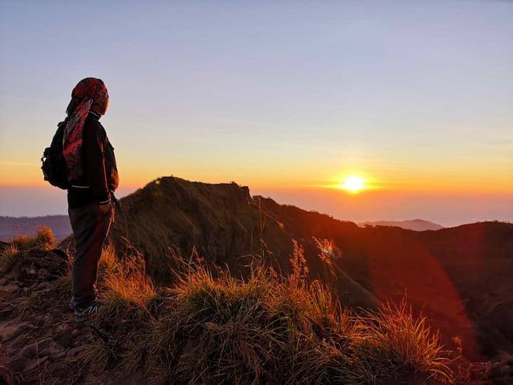 Mt.Batur sunrise/yansu