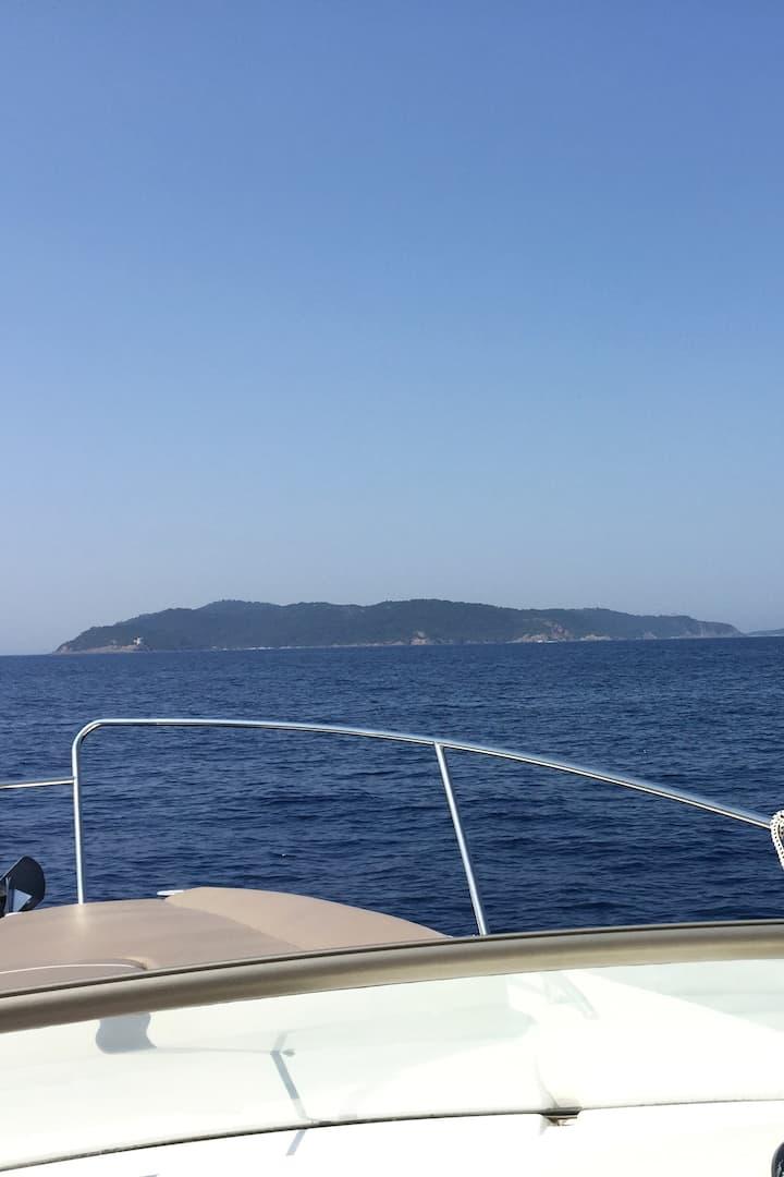 Balade vers l'île de Port-Cros