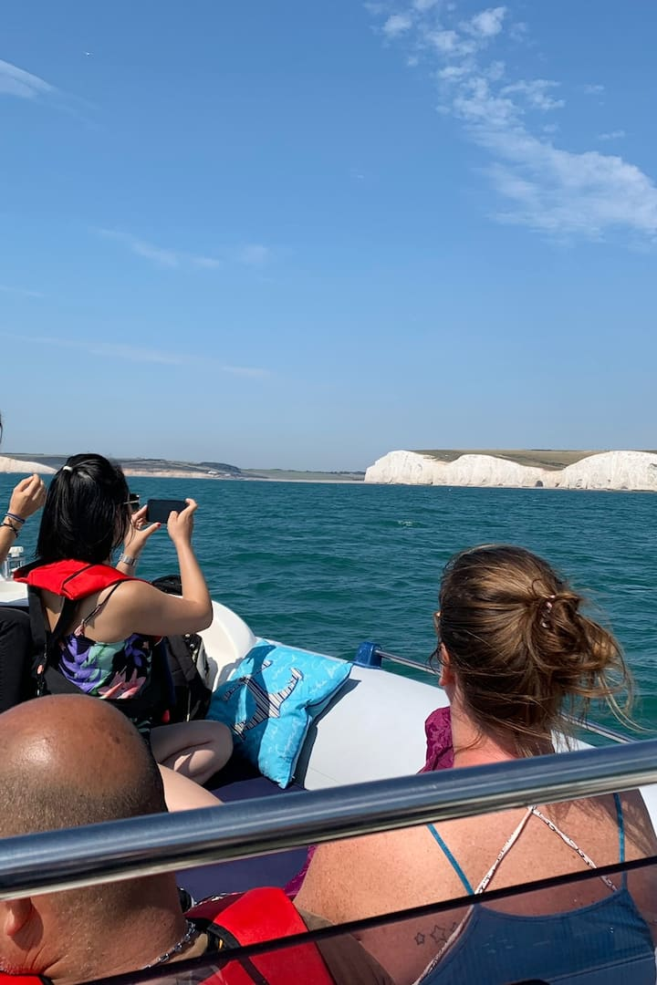 Seven Sisters from out far