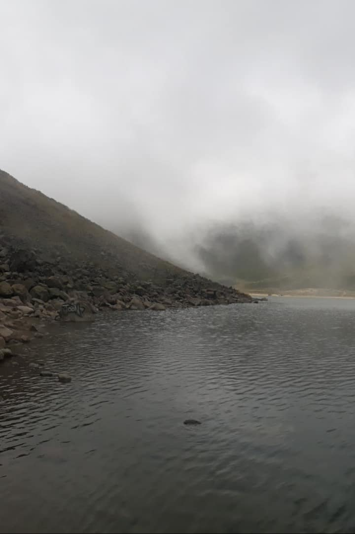 Lago del sol