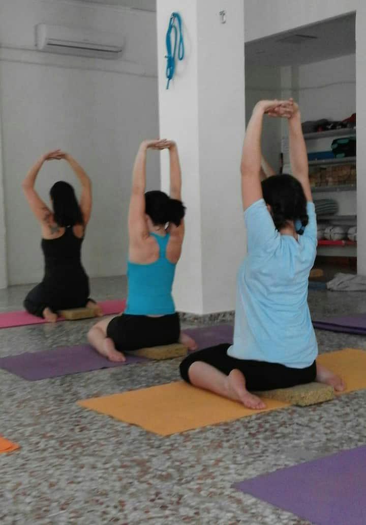 Yoga  for all ages & abilities.