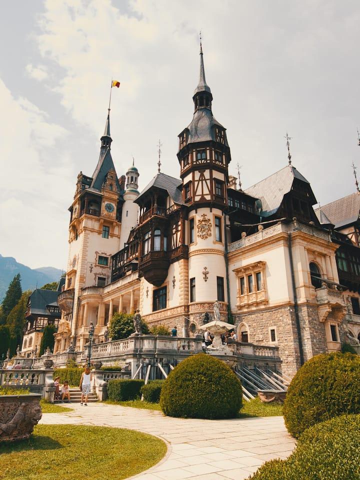 Romanian Kings Residence