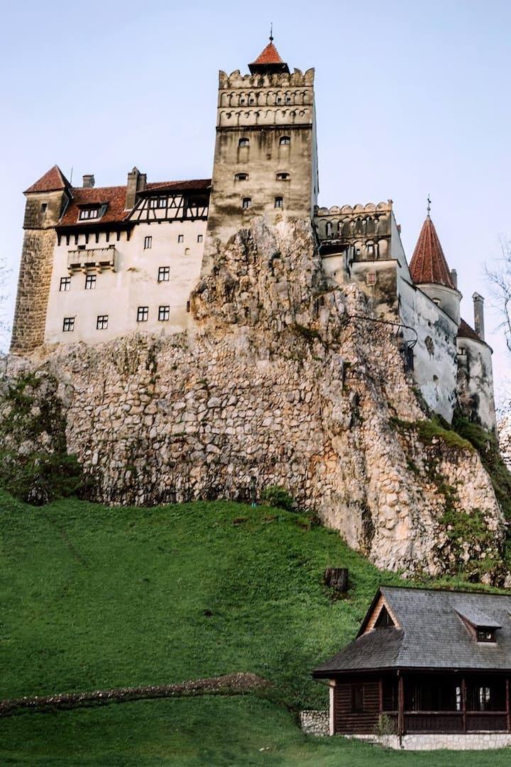 Dracula's Castle - Bran