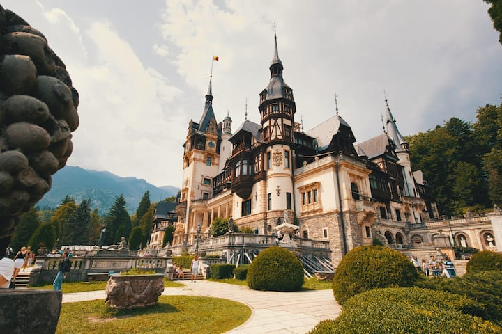 Romanian Kings Residence