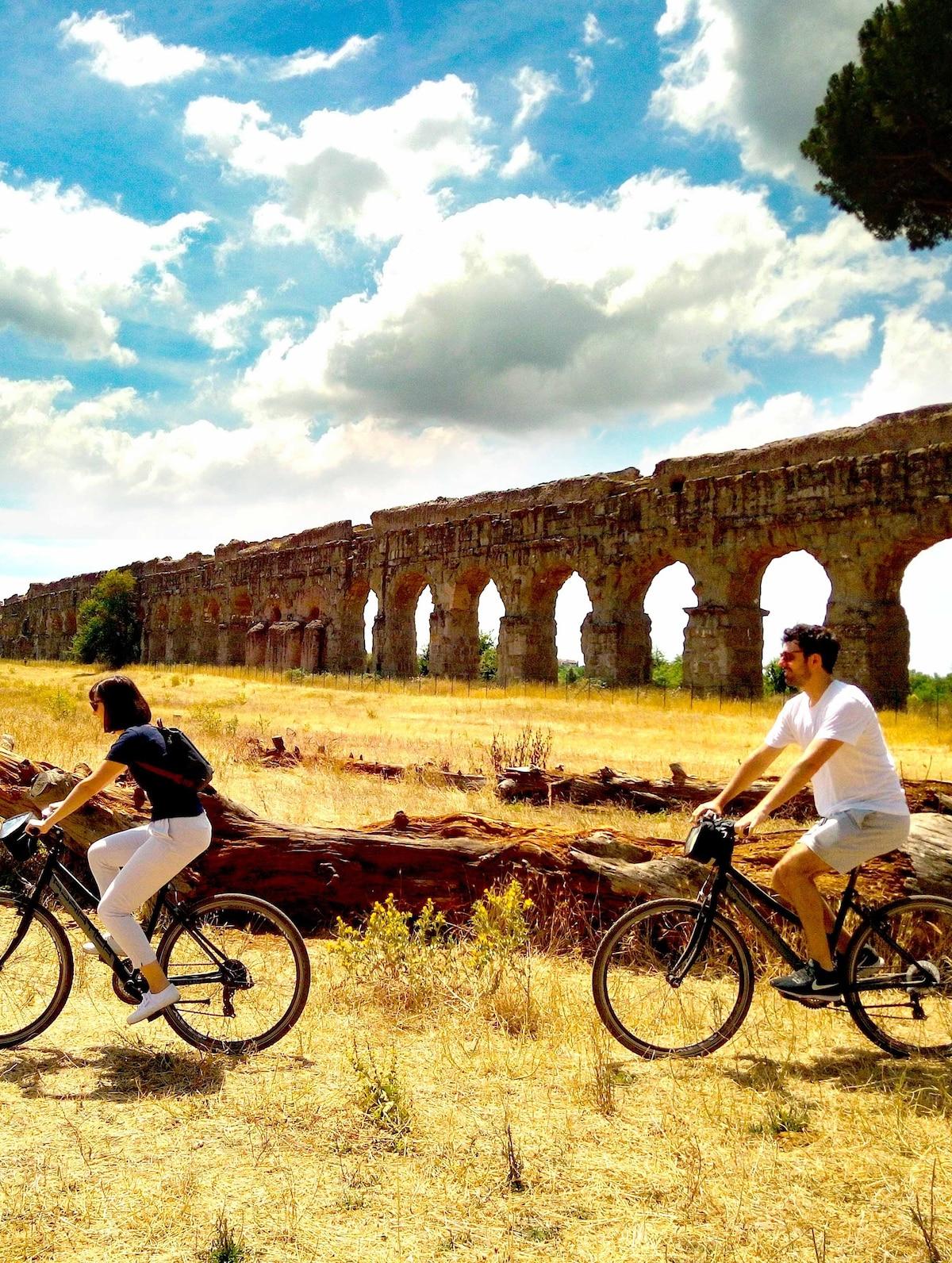 Datazione Ercole bicicletta