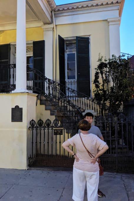 Bearegard Keyes House