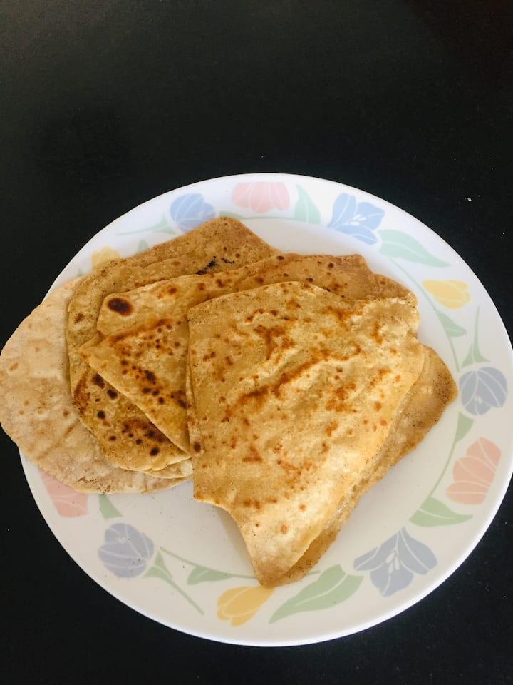 Chapati & Paranthas