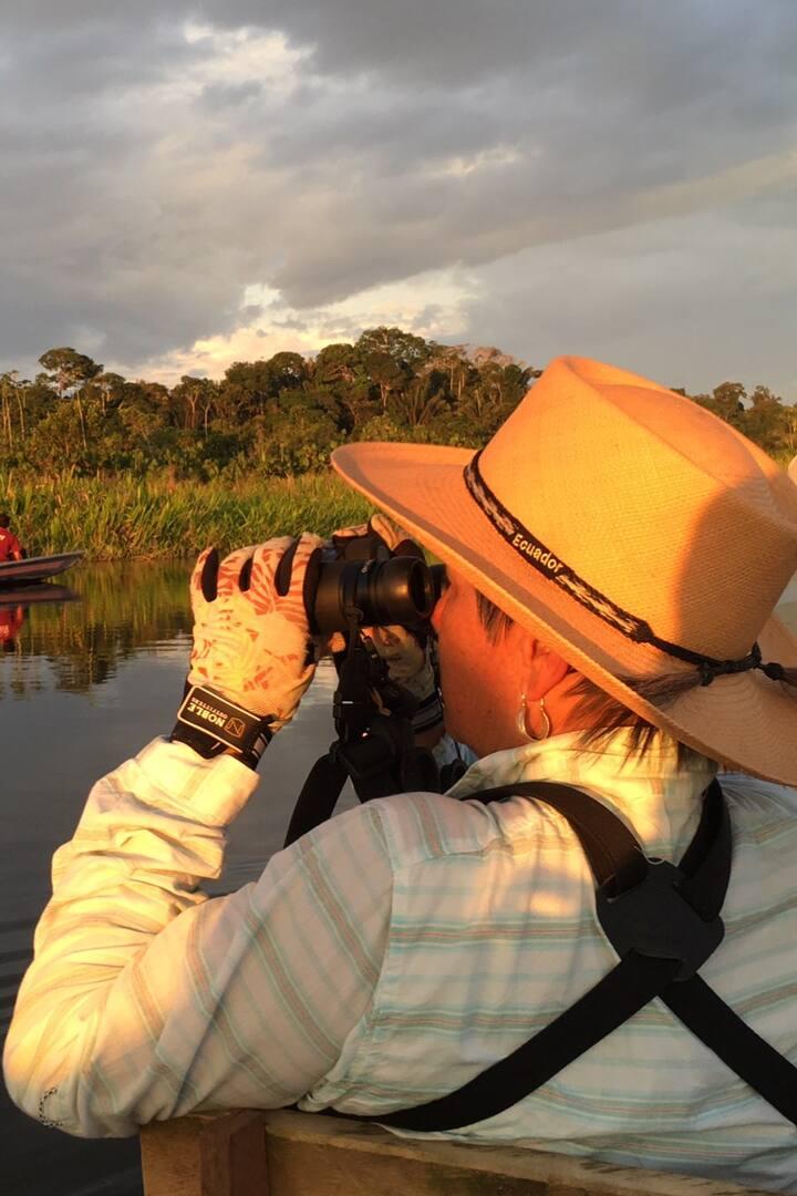 Birding at the Rio Salado