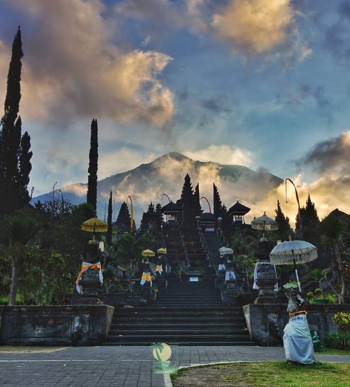 Besakih Temple (Mother Temple)