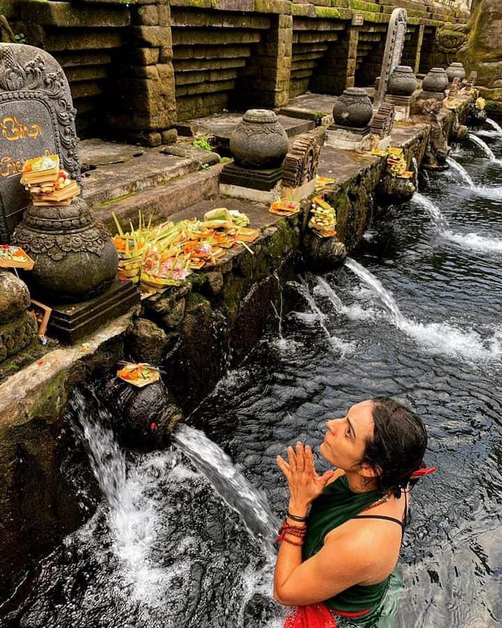 Tirta Empul Temple (Holy Water)