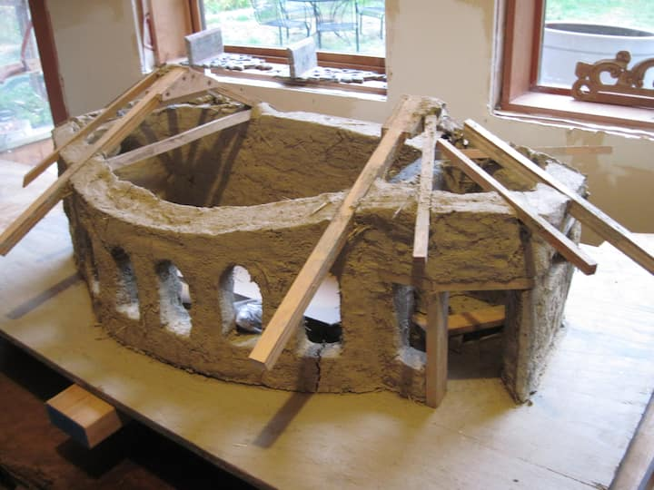 Cob Building Design