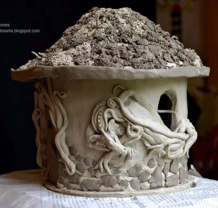 Sculptural Embellishment