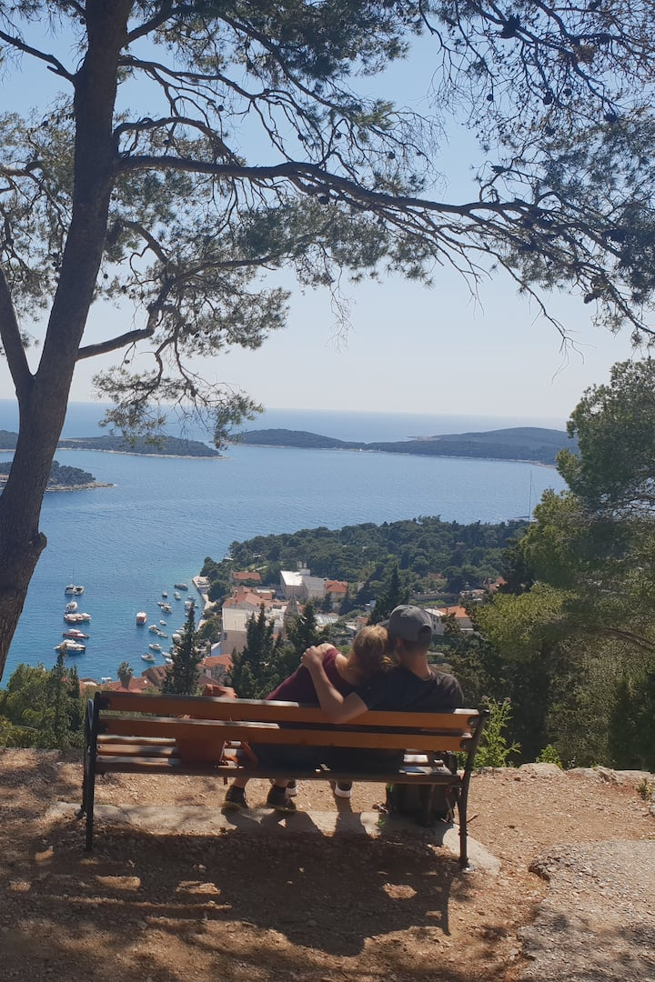 THE VIEW - Hvar fortress