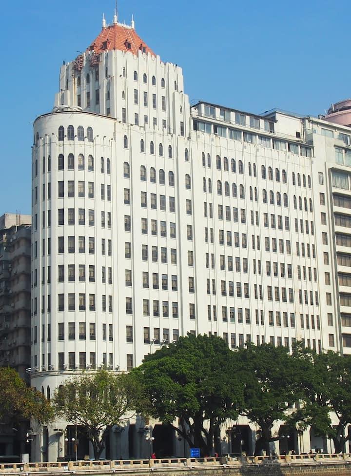 Oi Kwan - Historical Landmark of Canton