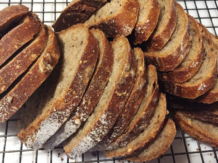 A whole grain variation