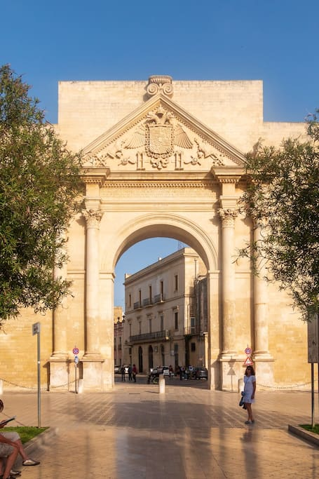 Airbnb Lecce Vacation Rentals Places To Stay Apulia