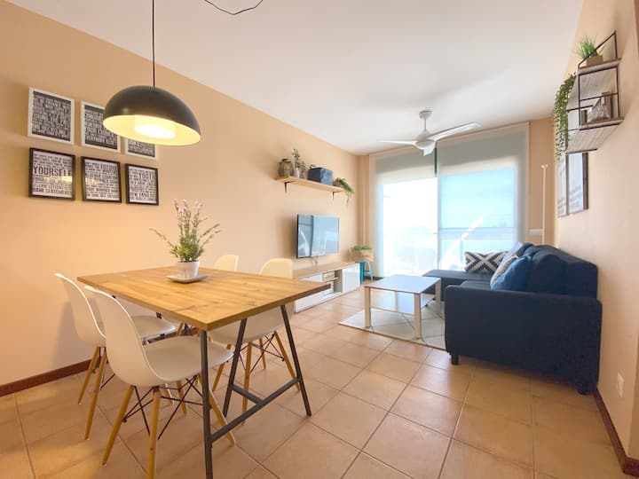 Apartment at the beach Delta Ebro