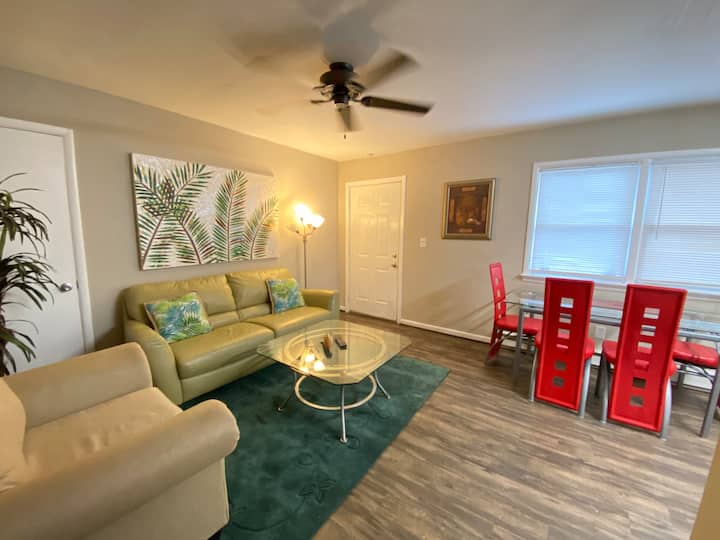 702 A beach apartment, WIFI, Kitchen, Monthly %OFF