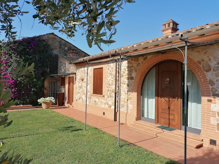 Nice holiday home in Tuscany (2/3 pers)