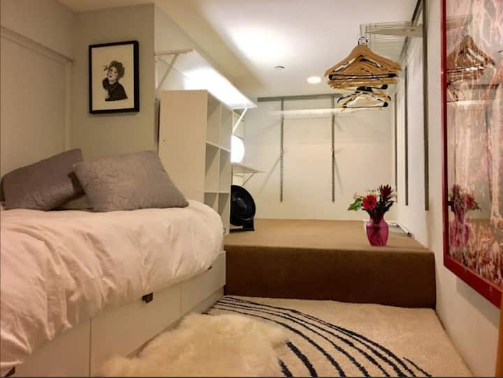 1 room in a Luxury 2 bedrooms Brooklyn/Loft