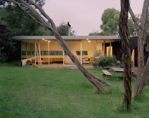 Cape Schanck House- Design Escape Robin Boyd award