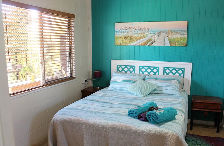 Windsong@Bribie ~ a peaceful, convenient location
