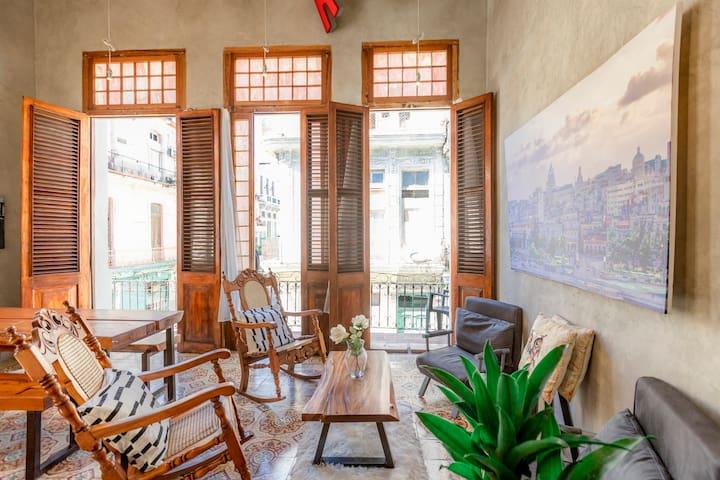 Casa Colonial 1922-Entire apartment-WiFi