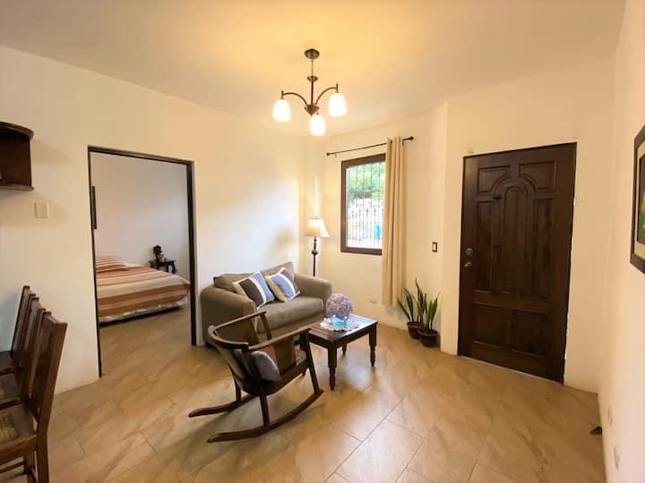 Apartamento  Sarral.  2 habitaciones, sala-comedor