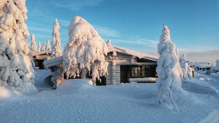 Iso-Syöte cottage, Huippu