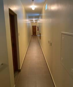 Corredor para entrada do Apartamento