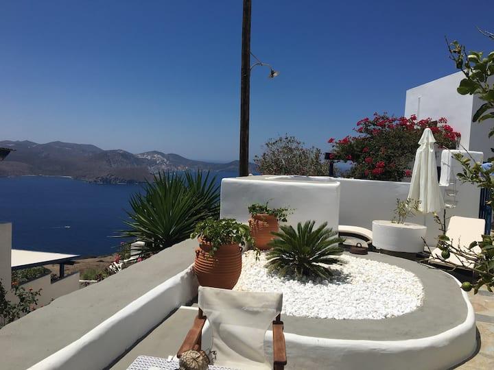 Stunning sea views - Plaka house