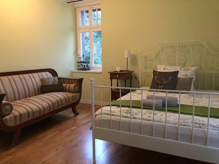 Villa Luise, Offenburg, Zimmer DREI