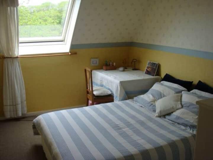 Chambres d'hôtes près de plage et port de Brest.