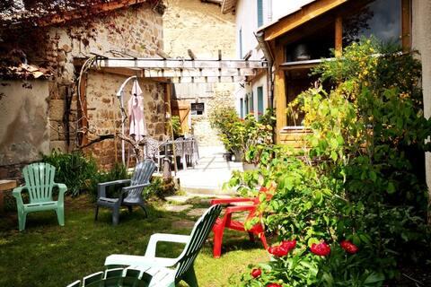 Le Petit Moulin : 170 m² et jardin