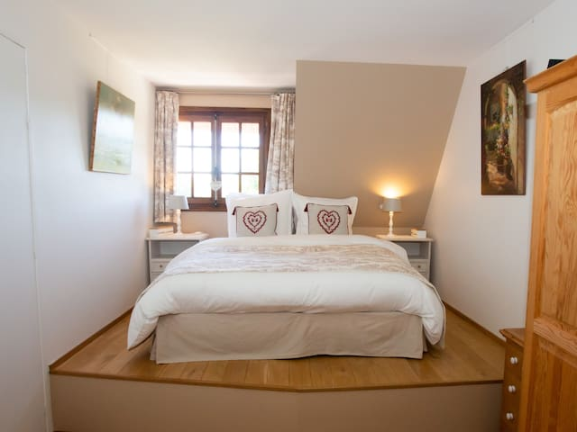 Chambre/bedroom 4 - Lit/Bed 160